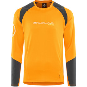 Endura MT500 Burner Longsleeve Jersey Men, mango